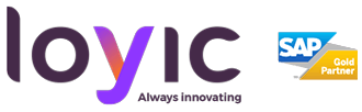 LOYIC Always innovating - SAP Silver Partner - logo